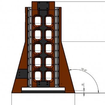 3D打印机立柱铸铁,铸铁立柱3D打印机专业