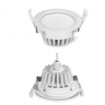 洗手间防水筒灯外壳套件生产厂家