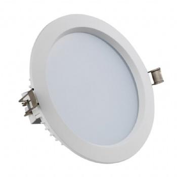 6英寸LED筒灯外壳6寸15W筒灯外壳6寸20W筒灯配件