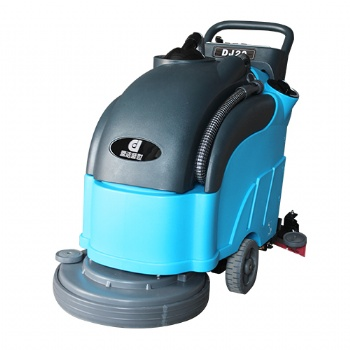 辽宁会场超市用鼎洁盛世电瓶洗地机DJ20 多功能擦地机 洗地机厂家 清洗机