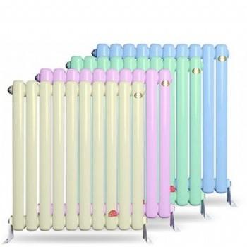 长春市钢制柱形散热器 旭东 暖气片 钢制柱形散热器价格