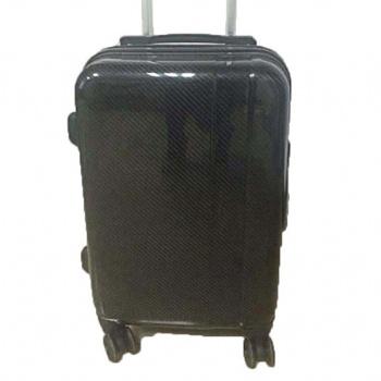 碳纤维行李箱商务差旅礼品 经典拉杆箱OEM定制 碳纤维箱体可喷涂色
