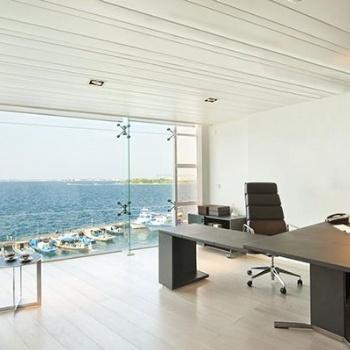 东莞常平办公室装修,写字楼设计,工作室装饰