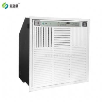 广东申瑞康吊顶式商用空气净化机器美观简洁只能控制系统厂家
