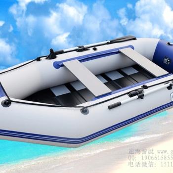 防汛抗洪冲锋艇,水上救生艇,硬底橡皮艇