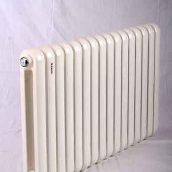长春旭东暖气片厂家 钢柱散热器 30X60钢制二柱散热器 25X50钢二柱暖气片