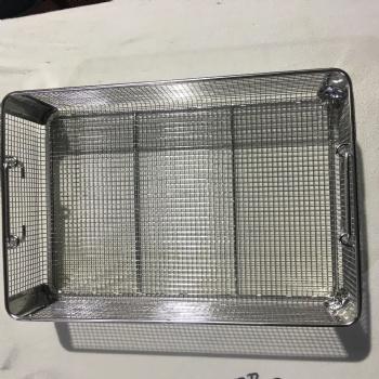 苏州加工生产不锈钢网篮