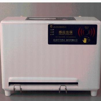 成都某厂家直售智能刷卡出筷机LI-KZ80 能够刷卡自动出筷子