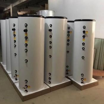 燃气壁挂炉盘管换热膨胀水箱不锈钢换热节能水罐