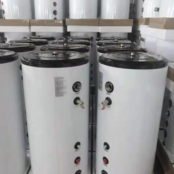 空气源热泵缓冲两联供缓冲节能水罐不锈钢承压膨胀水罐