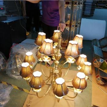 灯饰验货服务、第三方验货服务、灯饰品检服务