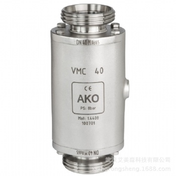 德国AKO VMC气动胶胆阀-螺纹连接