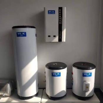 热泵缓冲水箱缓冲水罐不锈钢保温水箱节能缓冲水箱