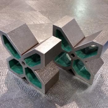 铸铁V型架铸铁工量具
