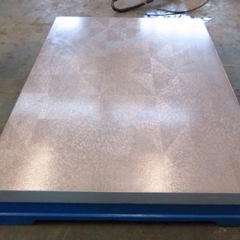 铸铁平板圣方工量具铸造