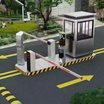 停车场系统工程 停车场道闸与车位引导工程 智能停车 东莞停车场工程