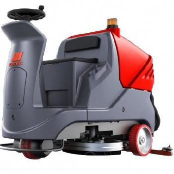 威迈 WAB 860 驾驶式全自动洗地机