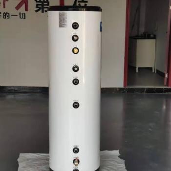 燃气壁挂炉盘管换热节能水箱储热保温水罐换热水箱