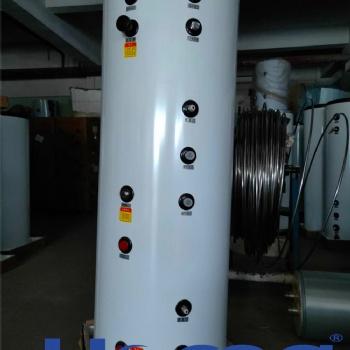 双盘管换热多功能水箱300L承压保温水箱