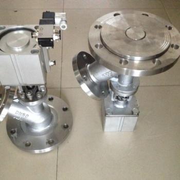 上海非标放料阀厂家价格 本厂是一家专业生产放料阀