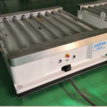 天津阿备默机器人 磁导航滚筒AGV