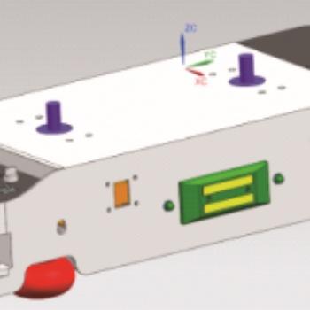 天津阿备默机器人 abeimo robot 磁导航潜伏牵引AGV