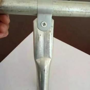 大棚配件大棚圆管夹箍热镀锌大棚圆管卡子大棚配件生产厂家无中间商