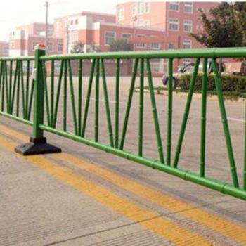 哪里厂家供应竹节护栏---安平旺丰丝网公司