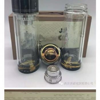 西安礼品杯印字厂家 西安希诺杯 品牌希诺玻璃杯厂家