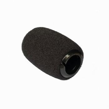 舒尔 MX412 418D/C D/S会议鹅颈话筒适用防风罩 海绵套 内有骨架