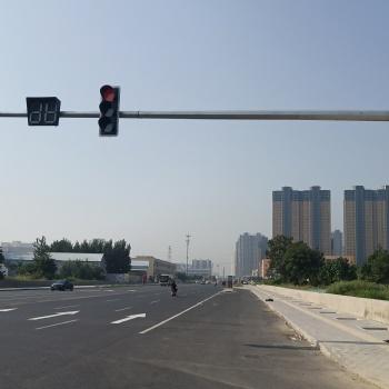 路灯杆,灯杆,监控杆,信号灯杆,保定滕坤生产厂家