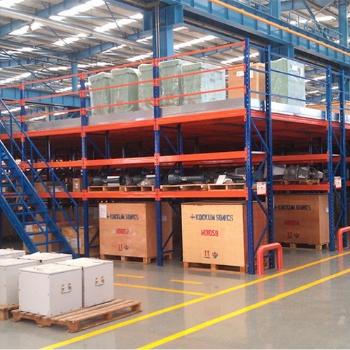 昆明阁楼货架 阁楼平台 钢平台4S店阁楼货架厂
