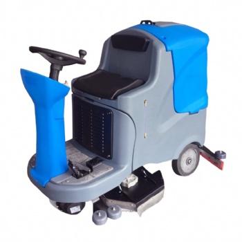 驾驶式洗地机厂家工厂车间火车站机场用全自动工业洗地车