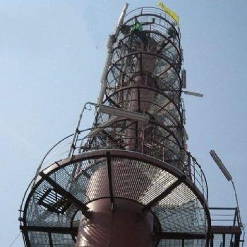 脱硫塔钢格栅板,反应塔钢格栅板,吸收塔钢格栅板,甘南钢格栅板