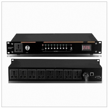 ABL V-90I 8路工业级嵌入式联网终端时序电源控制器