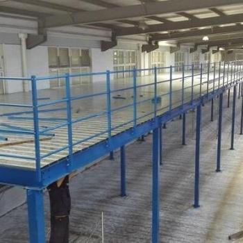 【荣勒】杭州重型钢平台,钢结构平台,组装钢平台