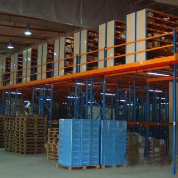 山西仓储货架多层轻型中型重型货架厂家
