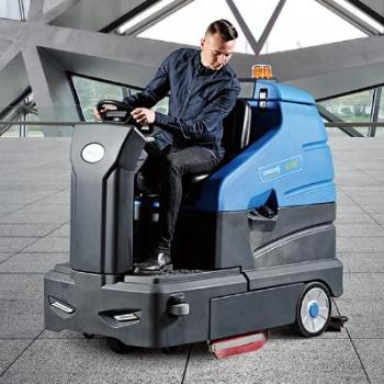 重庆容恩大型驾驶式洗地机R180
