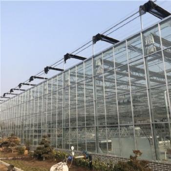 新型智能温室 厂家 全国联保 温室承建