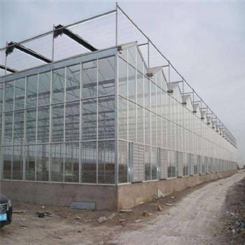 连栋阳光板温室 温室定制 温室建设 全国联保