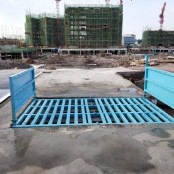 重庆渝中绿色建筑工地自动洗车机