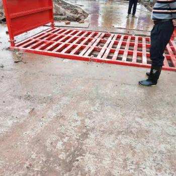 重庆渝中绿色建筑工地自动洗车槽厂家现货供应