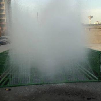 重庆渝中绿色工地工程洗车机