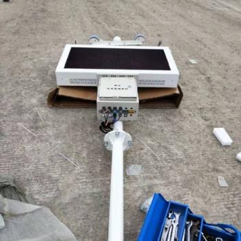 重庆江北绿色环保工地扬尘监测系统