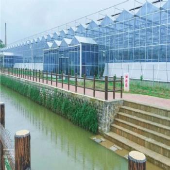 连栋玻璃温室 温室配件批发 全国联保