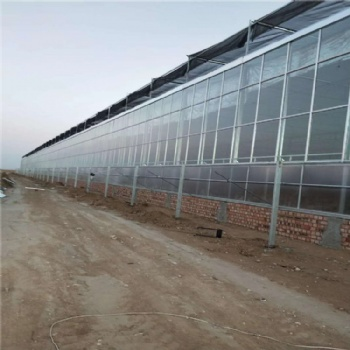 智能阳光板温室 温室供应 安全可靠