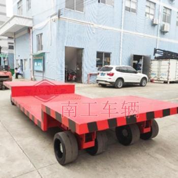 15吨凹型平板拖车 机电组设备用工具拖车