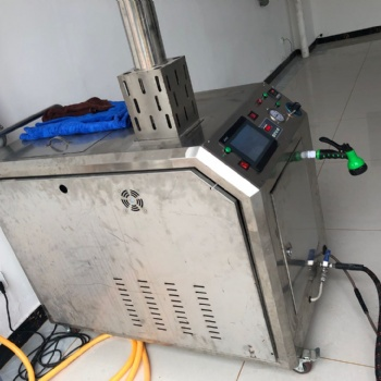 盛睿格蒸汽节能环保洗车机