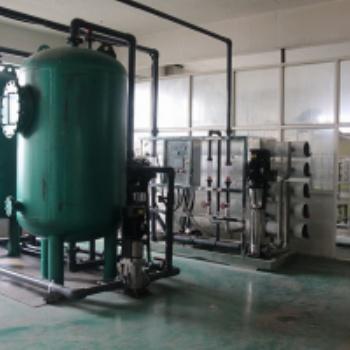 东台市纯水设备/纯化水设备/GMP认证/医用口罩