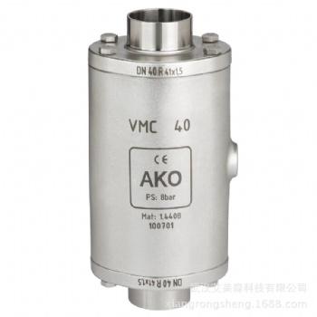 德国AKO VMC气动夹管阀-端焊接